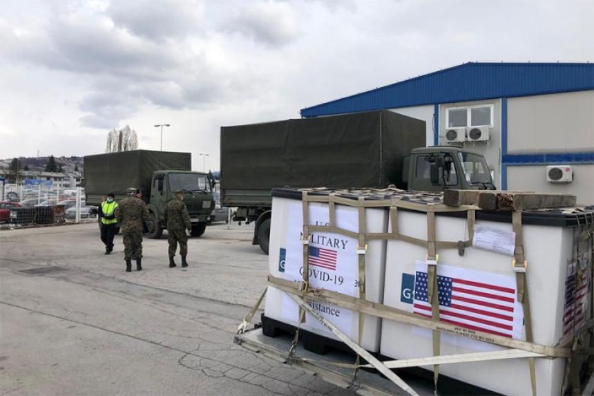Američka vlada poslala pomoć Bosni i Hercegovini