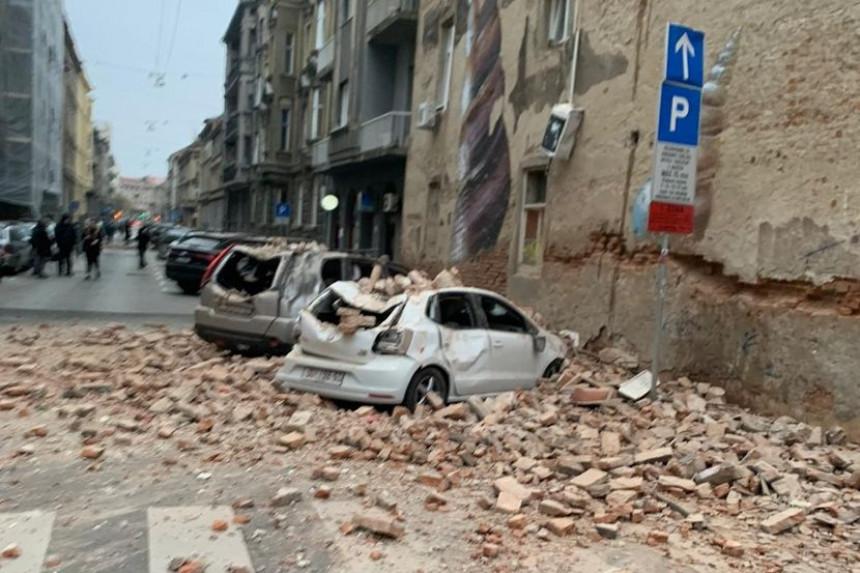 U Hrvatskoj za 42 sata zabilježena 74 zemljotresa
