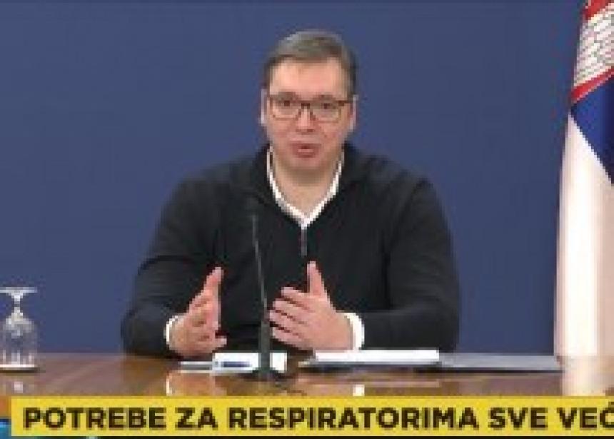 Srpska od Srbije tražila i osnovna sredstva za rad