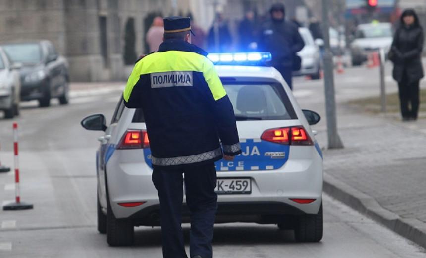 Pijan bježao policiji za vrijeme policijskog časa