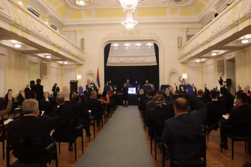 Pogledajte što opozicija nije podržala uvođenje vanrednog stanja u Srpskoj