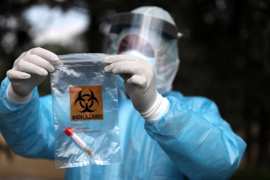 Registrovan novi slučaj zaraze u Širokom Brijegu