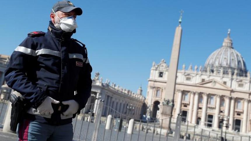 U Italiji juče umrlo 837 ljudi, 105.792 zaraženo do sada