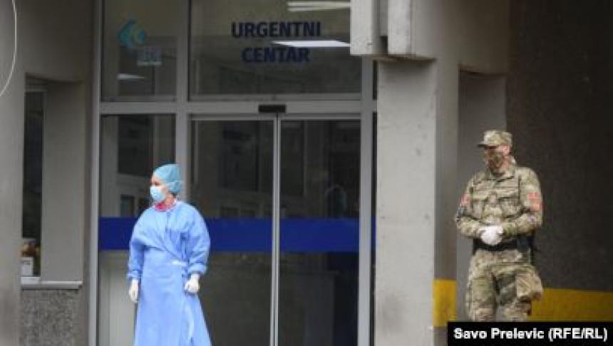 U Crnoj Gori broj zaraženih skočio na 140 osoba
