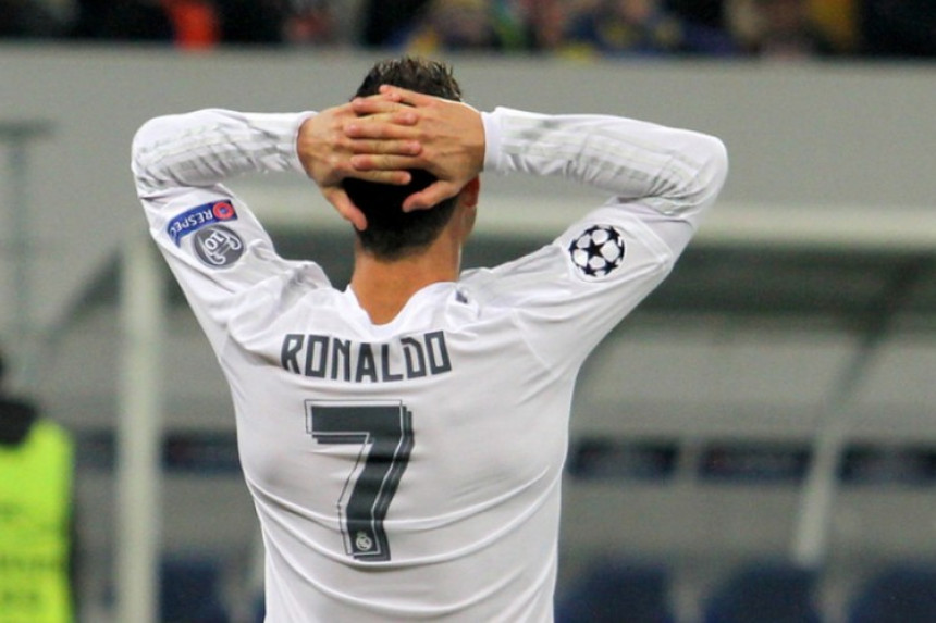 Ronaldo i Federer dostižu zaradu od milijardu dolara