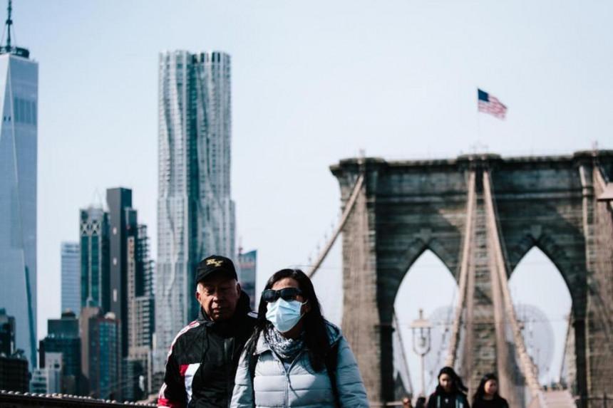 Raste broj: U SAD danas 20.700 novozaraženih