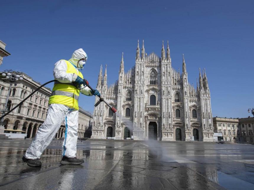 Italija: Za 24 sata 4.805 oboljelih, 681 osoba preminula
