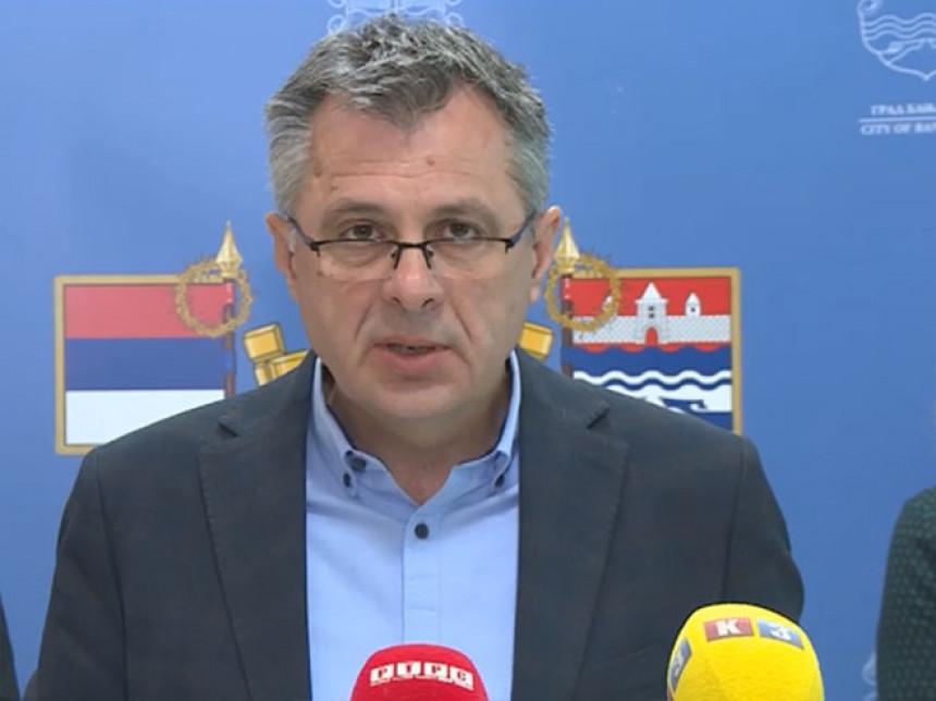 Radojičić poručio: U Banjaluci situacija pod kontrolom