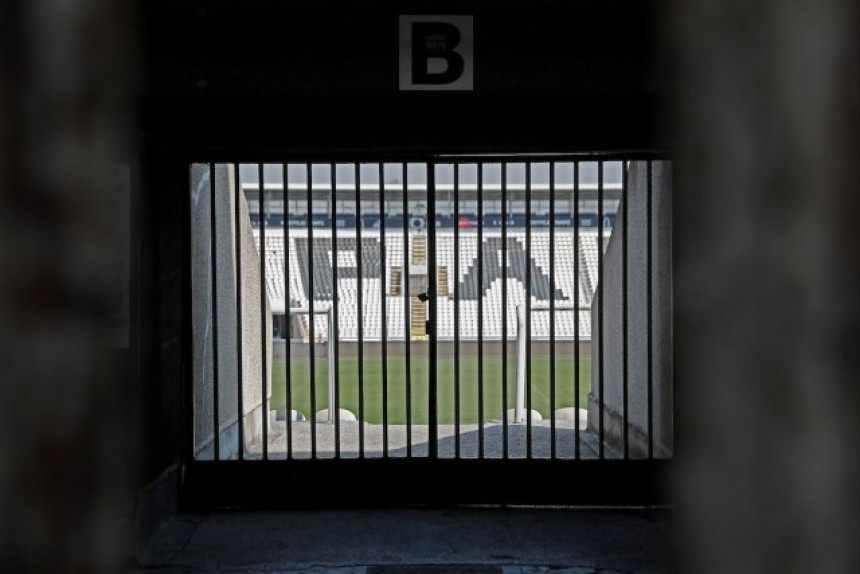 Virus korona stigao i u Partizan, zaražen bivši fudbaler