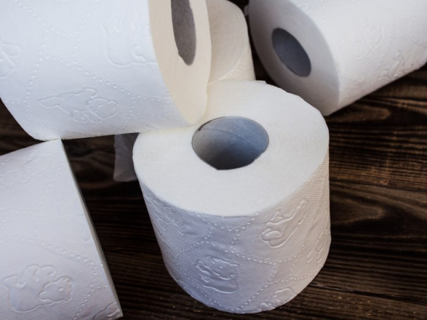 "Pekar pravi jestivi ""toalet papir""?! (VIDEO)"