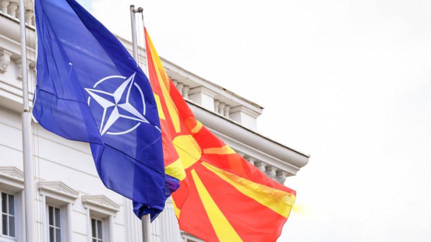 NATO pomogao S. Makedoniji, dobili opremu i novac