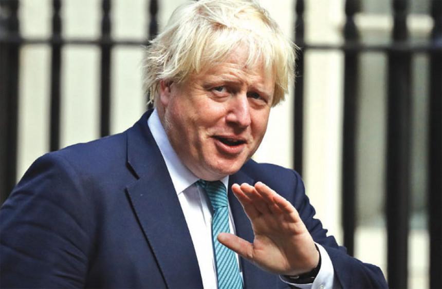 Britanski premijer Boris Džonson otpušten iz bolnice