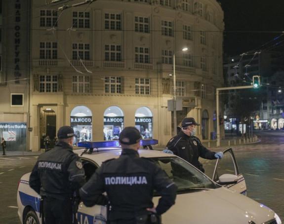 Srbija: Zaražen 191 policajac, šest preminulo