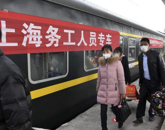 Novo žarište virusa u Kini, zabranjena sva okupljanja
