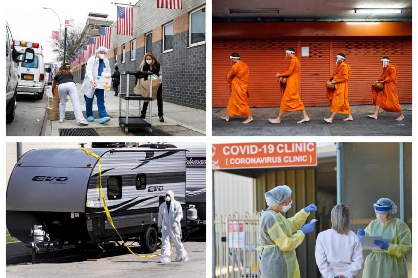 Pandemija korone u svijetu: Zaraženo preko 2,6 miliona