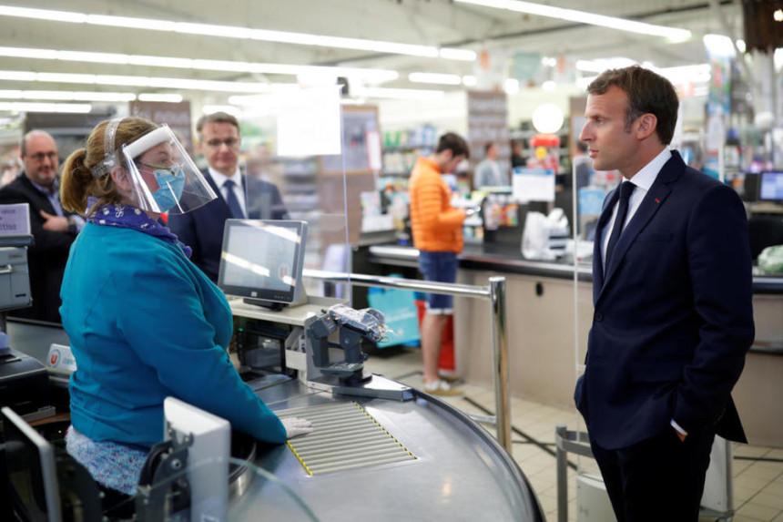 Francuska se spema za drugi talas virusa korona