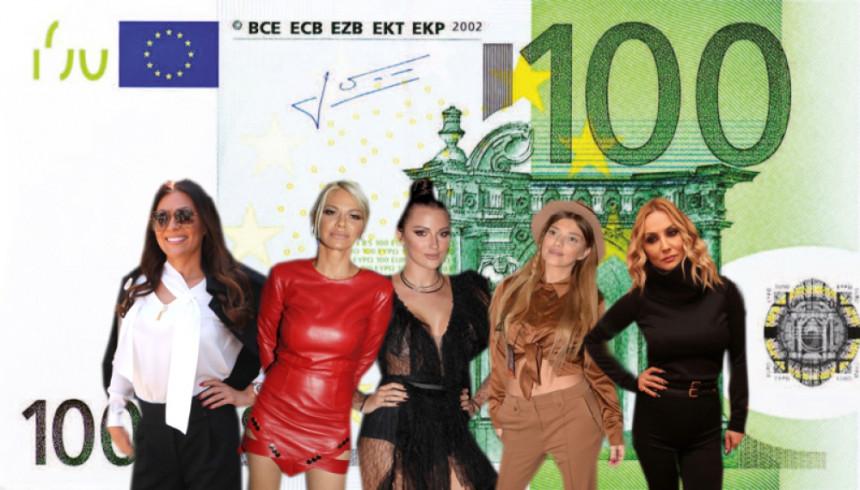 Pitali su pevačice da li će uzeti 100 evra pomoći od države a evo šta su rekle: