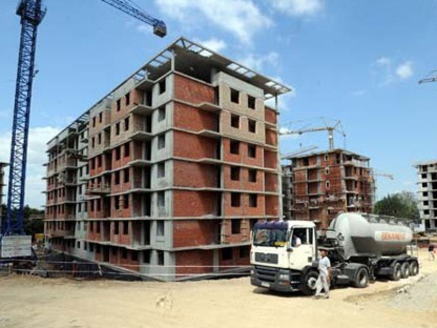 Korona obustavila izgradnju i prodaju stanova u Srpskoj