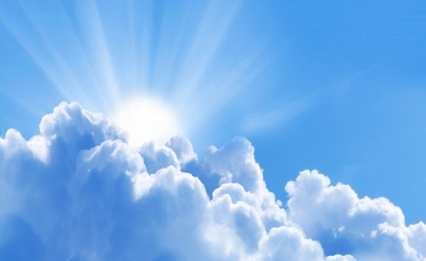 U BiH promjenljivo vrijeme, oblačno i sunčano