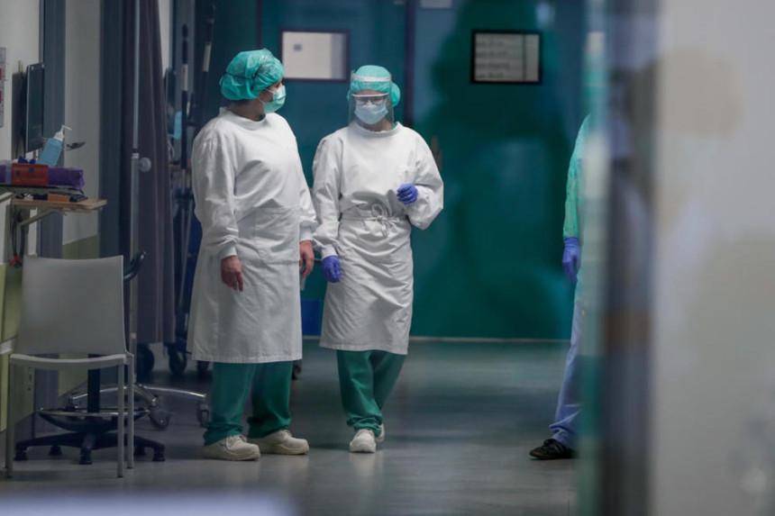 Crnogorski doktor prebačen u Grac na liječenje od korone