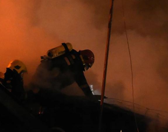 UŽAS U DOBOJU: Žena stradala u požaru kuće