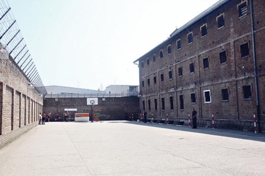 Novo žarište: U zatvoru Zabela 84 osuđenika zaražena