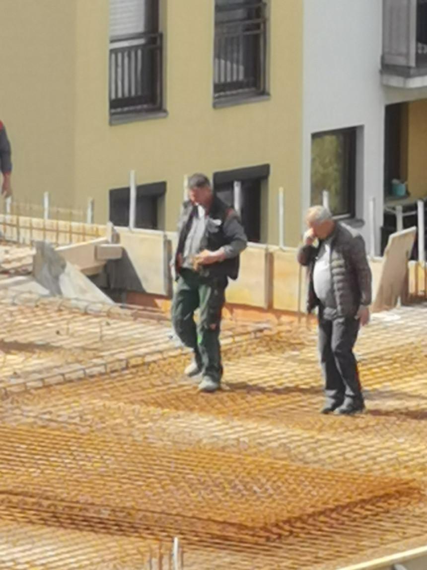 Radovi za vrijeme policijskog časa u Zvorniku (VIDEO)