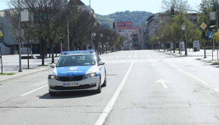 U Srpskoj zabranu i ograničenje kretanja prekršilo 30 osoba