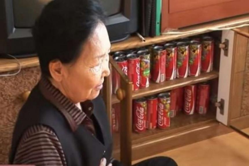 74-godišnja starica već 40 godina umesto vode pije Koka Kolu!