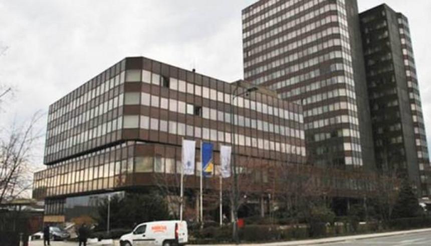 Inspektori SIPE u zgradi Vlade FBiH zbog respiratora