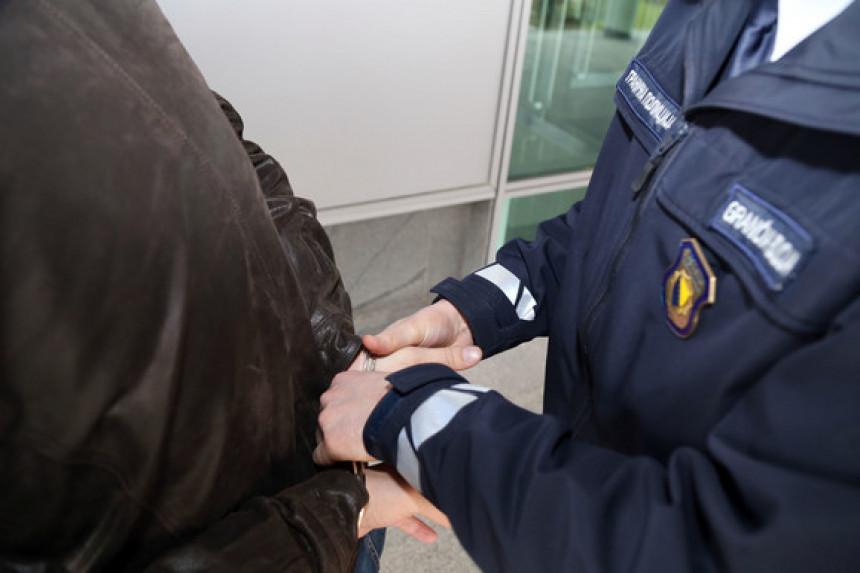 Ухапшен граничар због шверца држављанина ЦГ