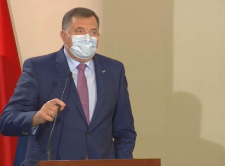 Dodik priznao da prisluškuje opoziciju: Znamo šta radite!