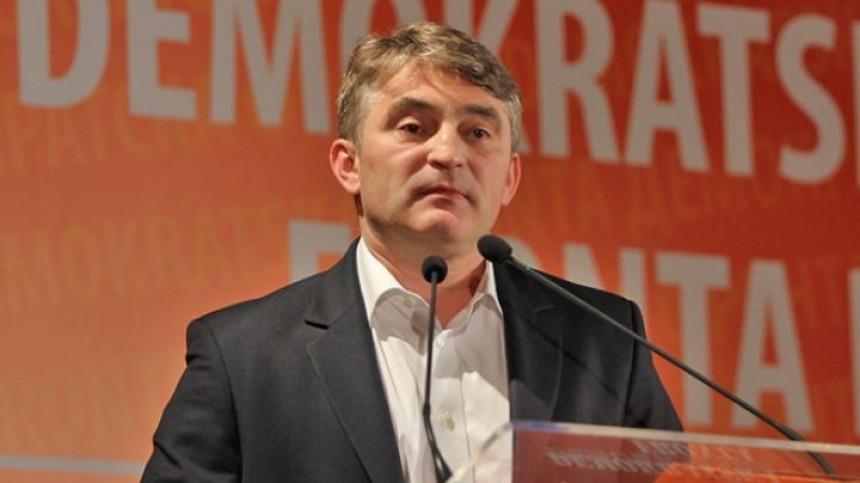 Komšićeva stranka optužuje SDP da srlja iz afere u aferu