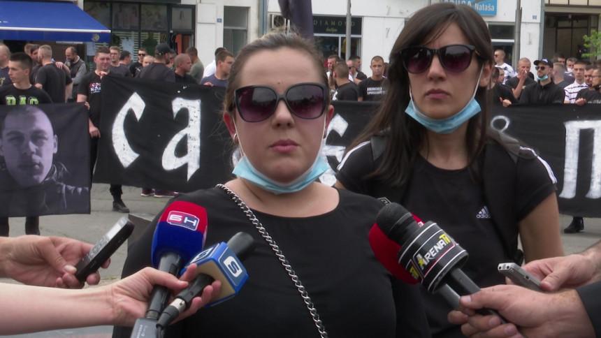 Bijeljina: Protest zbog oslobađajuće presude za ubistvo