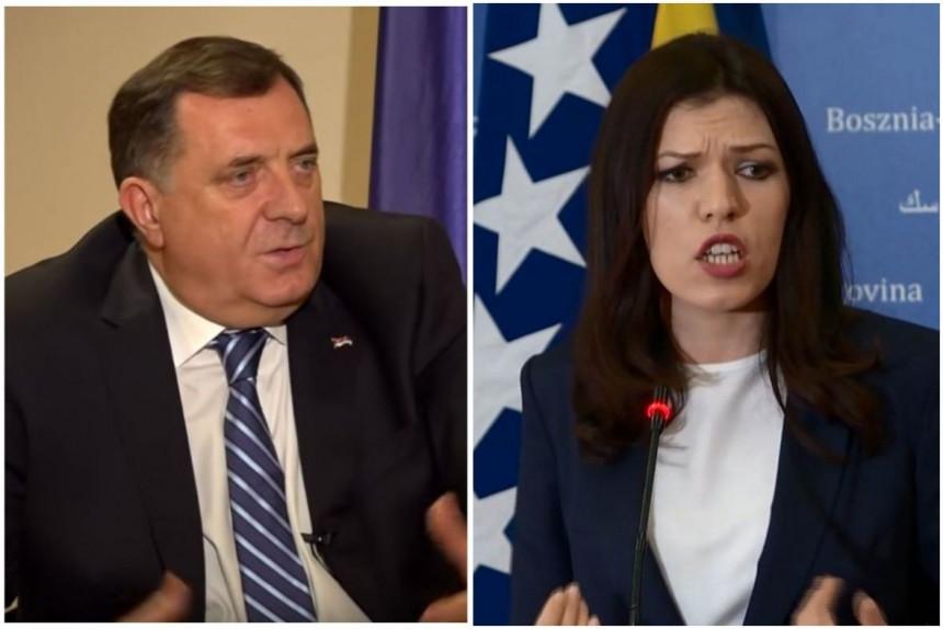 Dodik i Vulićeva se našli na top listi gluposti i u Srbiji