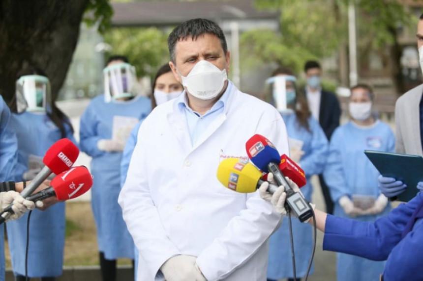 """Da li režim preko """"Protekte"""" prodaje maske sam sebi?!"""