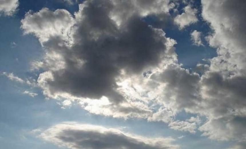 Promjenljivo oblačno s kišom, znatno hladnije