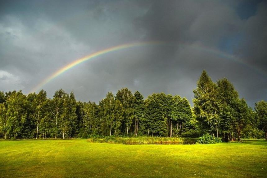 Kraj maja mjeseca u znaku kiše i pljuskova