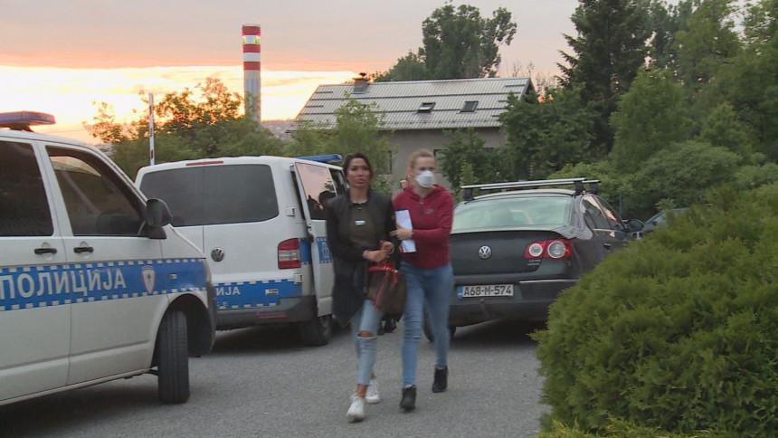 """Uhapšeni u akciji """"Kristal"""" predati Tužilaštvu BiH"""