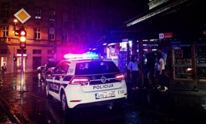 Povrijeđena jedna osoba u tuči u sarajevskom naselju