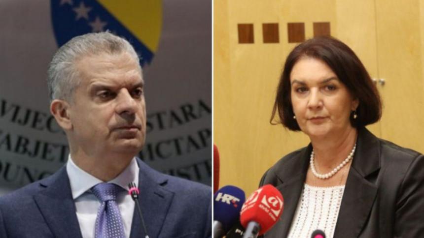 Radončić: Prijećeno glavnoj tužiteljki Gordani Tadić