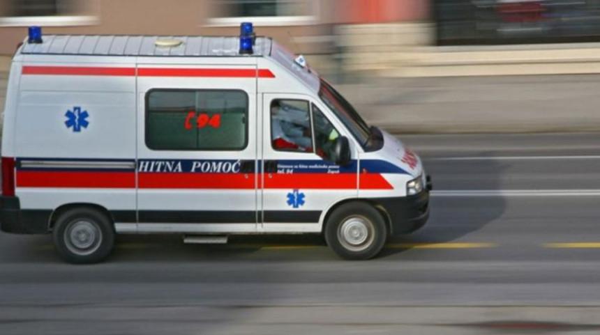 Vatra izbila u stanu, vatrogasci našli tijelo žene
