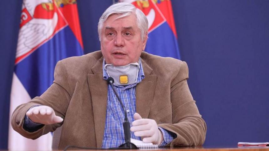 Tiodorović: Ukinuti sve mjere, pustimo ljude da žive