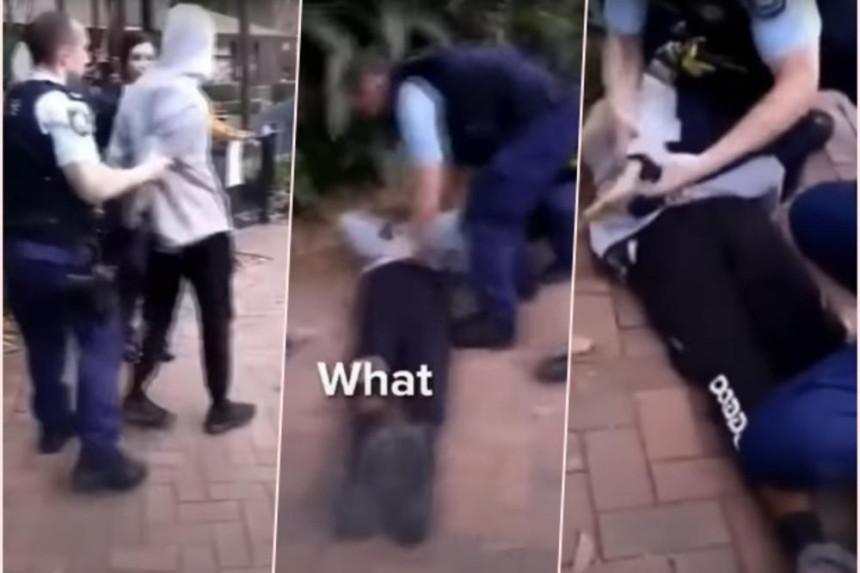 Snimak policijske brutalnosti zapalio Australiju