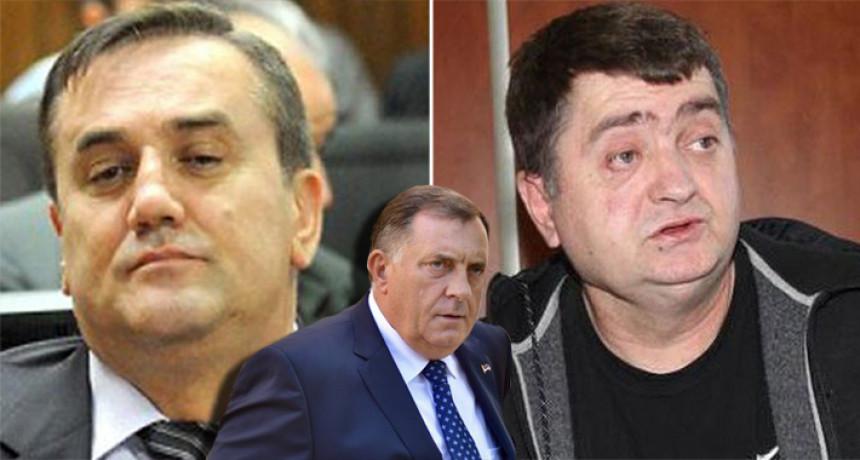 """Radišić za kuma Dodika kaže da je """"veliko đubre"""""""