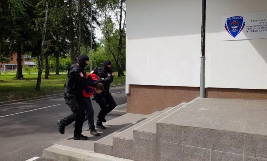 Uhapšen radnik Direkcije za koordinaciju policije
