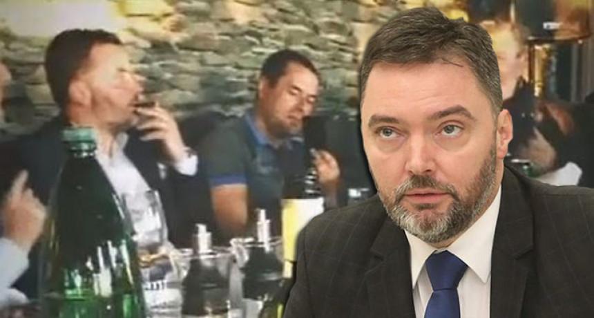 """Turkovićeva """"brani"""" Košarca zbog korona fešte?!"""