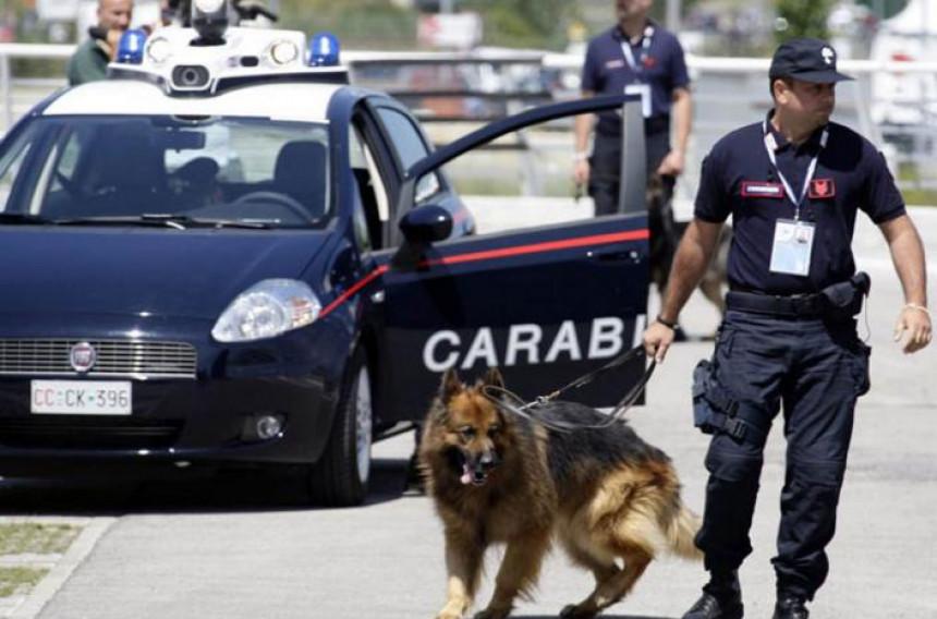 Italija: Uhapšena grupa narko dilera iz Srbije