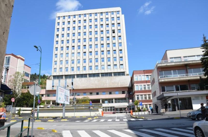 Bolnica zatvara dva odjela, zaražena dva radnika