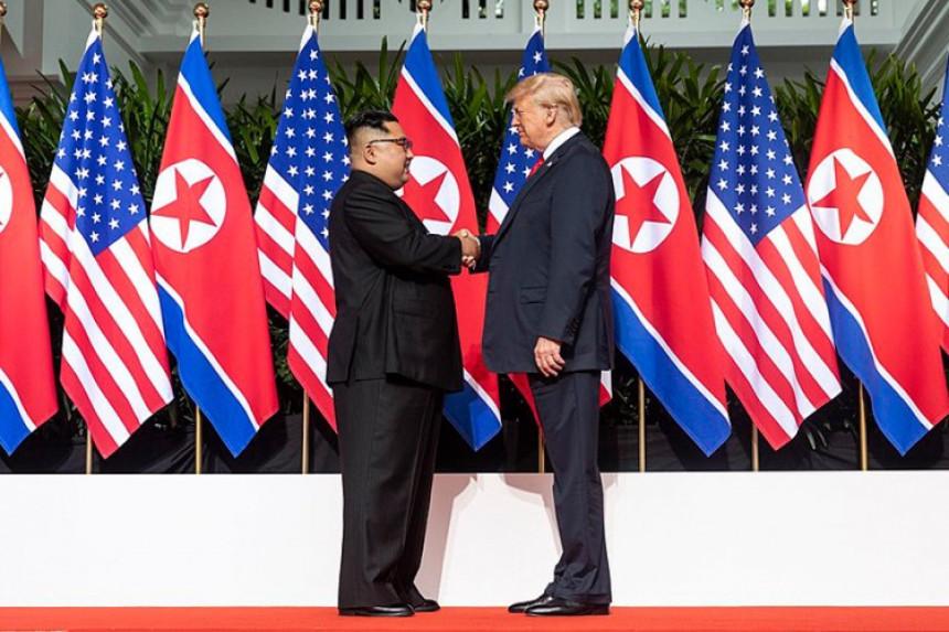 Sjeverna Koreja: SAD bi trebalo da drže jezik za zubima